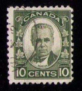CANADA Sc 190 Used FINE