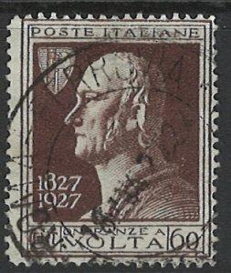 Italy Scott 190 Used!