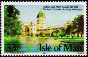Isle of Man. 1984 33p S.G.278 Unmounted Mint