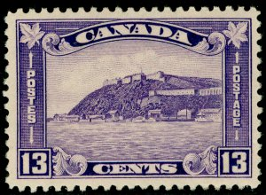 CANADA SG325, 13c brt violet, NH MINT. Cat £80.