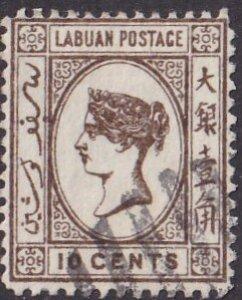 Labuan #45 Used