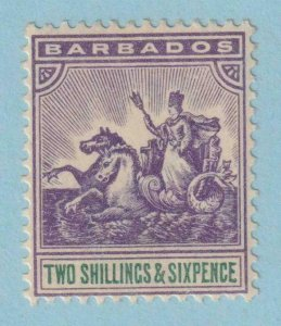 BARBADOS 80  MINT HINGED OG * NO FAULTS EXTRA FINE !