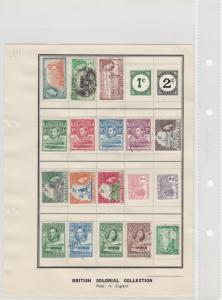 Basutoland MM+Used Stamps Ref: R4575