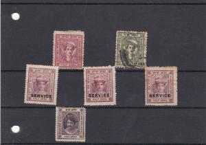 India Indore Stamps Ref 33165