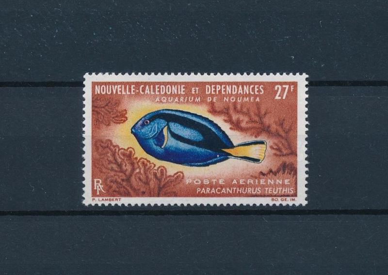 [49254] New Caledonia 1964 Marine life Fish from set MNH