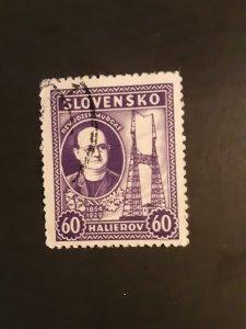 ^Slovakia #38                Used