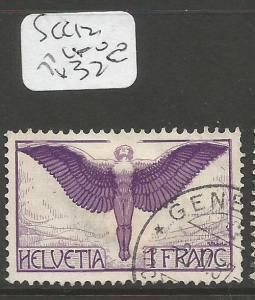 Switzerland SC C12 VFU (9cny)