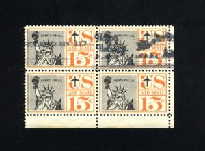 USA # C63  4   used  1961-67 PD