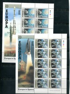 Ireland Europa 1991  Mint VF NH   Lakeshore Phil...