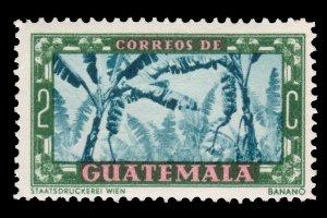 GUATEMALA STAMP 1950. SCOTT # 332. UNUSED.