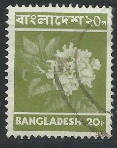 Bangladesh 1976 - 20p - SG66 used