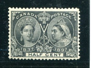 Canada #50 Mint  VF -  Lakeshore Philatelics  LSP50x