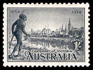AUSTRALIA 144  Mint (ID # 85660)