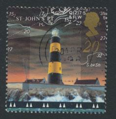 Great Britain SG 2034 Used    - Lighthouses
