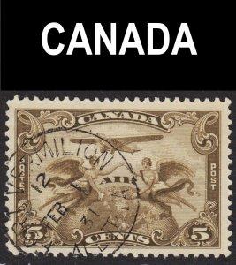 Canada Scott C1 VF used. Splendid FORT VERMILION ALBERTA  SON cds. Scarce.