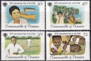 Dominica #613-6  F-VF  Used CV $3.25  (Z2464)