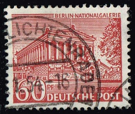 Germany #9N54 National Gallery; Used (0.35)
