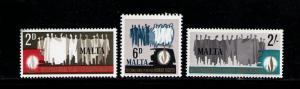 MALTA 1968 MNH SC.381/383 Human Rights