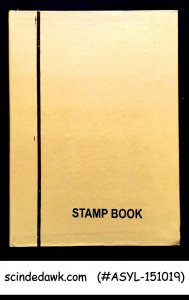 COLLECTION OF CHILE STAMPS IN SMALL STOCK BOOK - 120 STAMPS