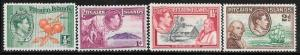 Pitcairn Island 1 - 8 lh 2013 SCV $27.00 - neither of the two A's included