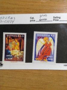 Honduras  #  C1153-C1154  MNH