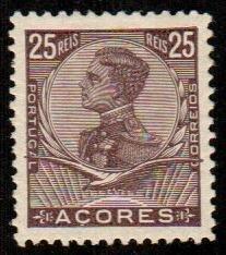 Azores #117a  Mint  Scott $7.50   Perf 11 1/2