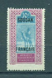French Sudan sc# 26 mh cat value $.40
