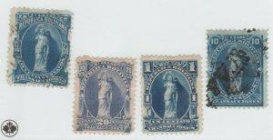 Bolivia Revenue Fiscal stamp 9-9-21-