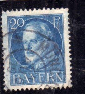 GERMANY GERMANIA GERMAN STATES 1914 1920 BAYERN BAVARIA BAVIERA PRINCE REGENT...