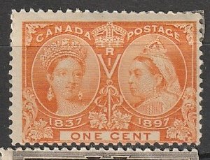 #51 Canada Used Mint OGH