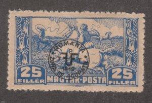 Hungary 3N9 Throwing Lariat  1920