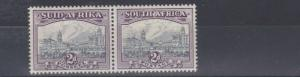 SOUTH AFRICA  1941   S G  58A   2D  GREY & DULL PURPLE   MH  CAT £65
