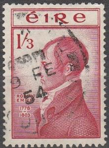 Ireland #150 F-VF Used  CV $26.00  (S583)