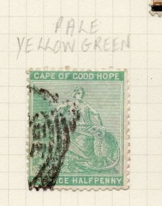 Cape of Good Hope 1894 Early Issue Fine Used 1/2d. 284488