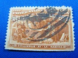 UNITED STATES,  1893   SCOTT #239   -  Used