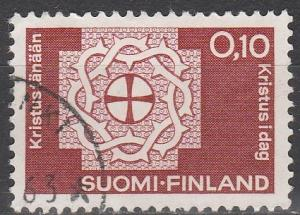 Finland #417 F-VF Used  (S3717)