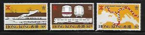 HONG  KONG,358-360, HINGE REMNANT, MASS TRANSIT RAILWAY