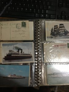 Whole Ships collection book by book has some winners in it Big