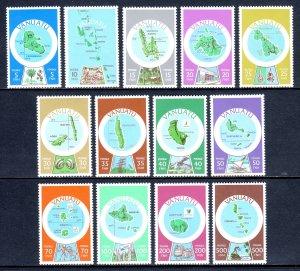 Vanuatu - Scott #280-292 - MNH - See description - SCV $13