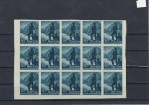 Croatia MNH Imperf Stamps Blocks  Ref: R6564
