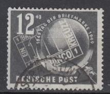 East Germany - 1949 Stamp Day Mi# 245   (1146)