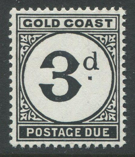 Gold Coast J6 Mint NH. $1 combined shipping