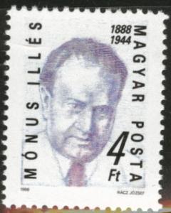 HUNGARY Scott 3118 MNH** 1988 Monus stamp