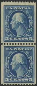 #351 XF+ OG NH (BOTTOM) LH (TOP) PAIR WITH PSE CERT HV9577