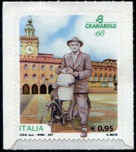 HERRICKSTAMP NEW ISSUES ITALY Sc.# 3486 Granarolo Foundation Self-Adh.