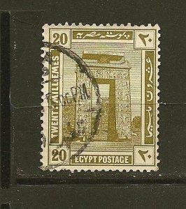 Egypt 56 Karnak Used