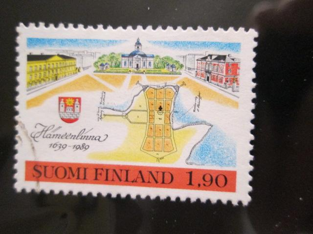 Finland #785 used