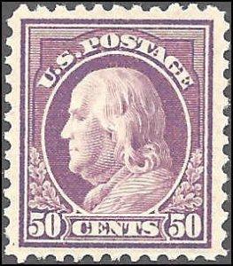 517 Mint,OG,NH... SCV $120.00... VF/XF+