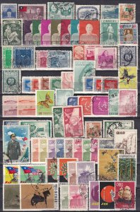 Worldwide  Lot-  China  (Z4603)