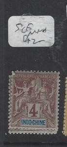 FRENCH INDOCHINA (P0501B)  SC  5   MNH